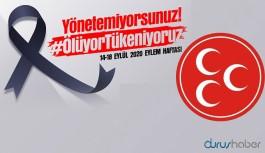 MHP'den Türk Tabipler Birliği'ni hedef alan yeni açıklama