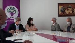 Murat Karayalçın'dan HDP'ye ziyaret