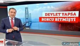 RTÜK'ten Fox TV'ye Selçuk Tepeli cezası