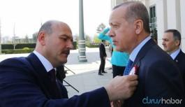 Soylu'nun danışmanından Erdoğan'a sitem
