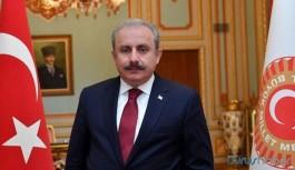 TBMM Başkanı Şentop'tan idam açıklaması