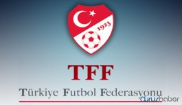 TFF seyircili maç ile ilgili kararını açıkladı