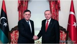 Türkiye'nin desteklediği Serrac: Yetkimi devrediyorum