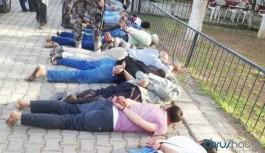 Urfa TEM Şube'de yaşananlar: İşkenceciler sırtını ona dayıyor