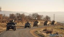 4 kentte askeri operasyon