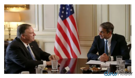ABD İstanbul ve Çanakkale Boğazları'na alternatif rota oluşturacak iddiası