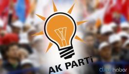 AKP 22 ilçe başkanını görevden aldı