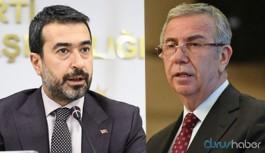 AKP'de kulisleri karıştıran Mansur Yavaş iddiası