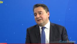 Ali Babacan AKP'den neden ayrıldığını açıkladı