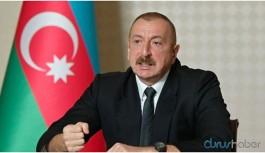Aliyev: Türkiye Karabağ'daki çözüm sürecinde yer almalıdır