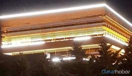 AYM'den 'ışıklar yanıyor' paylaşımına ilişkin açıklama