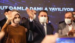Babacan'a Diyarbakır'da 'Selahattin Demirtaş' benzetmesi
