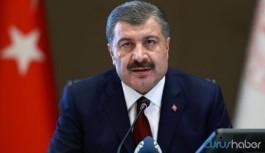 Sağlık Bakanı Koca'dan 'ilk vaka' açıklaması