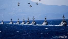 Bayram NAVTEX'i: Türkiye 28 Ekim'de, Yunanistan 29 Ekim'de talim yapacak