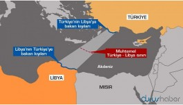 BM, Türkiye-Libya deniz sınırı anlaşmasını...