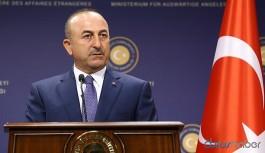 Çavuşoğlu: Kimden aldığınız yetkiyle Türkiye'ye Suriye'den çekilin diyorsunuz?