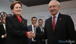 CHP'den İYİ Parti yorumu: Bunlar Millet İttifakı'nın...