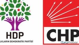 CHP'den HDP ve Kayyım tepkisi