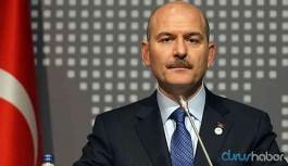 Depremle ilgili İçişleri Bakanı Soylu'dan ilk açıklama