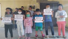 EBA'ya erişemeyen öğrencilerden 'eşitlik' talebi