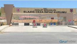 Elazığ Cezaevi'nde 12 tutuklu koronavirüse yakalandı