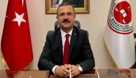 Erdoğan, Bakan yardımcısını görevden aldı
