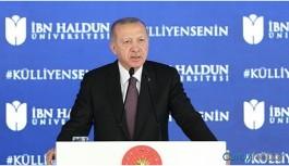 Erdoğan itiraf etti: İhmal edildi