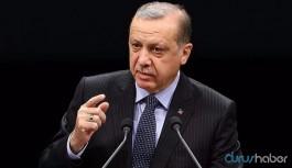 Erdoğan'dan Rusya'ya tepki: İdlib ve Cerablus kentinde yaptığı saldırı...
