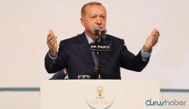 Erdoğan, Şırnak'ta: Muhalefet, sufleyi başka yerden alıyor
