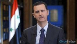Esad'dan Türkiye'ye Karabağ suçlaması