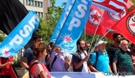 ESP ve SGDF Eş Genel Başkanlarının da olduğu 13 kişi tutuklama talebiyle mahkemeye sevk edildi