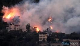 Hatay'daki yangınlara ilişkin 2 tutuklama