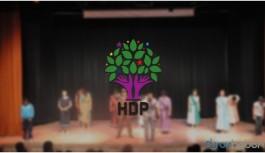 HDP'den yasaklanan Kürtçe tiyatro açıklaması