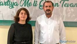 HDP Diyarbakır İl Eşbaşkanları tutuklandı