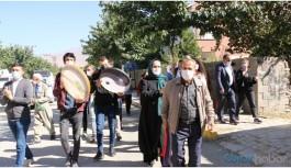 HDP'lilerden kuruluş yıldönümü etkinliği