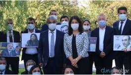 HDP oturma eylemini sonlandırdı