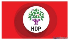 HDP'li eşbaşkana tehdit