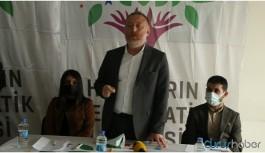 HDP'li Temelli: Yarına yönelik 3. yolu açan fikriyat bizdedir