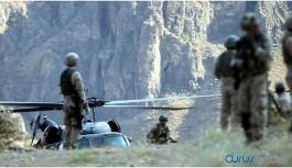 İçişleri Bakanlığı duyurdu: Bir asker hayatını kaybetti