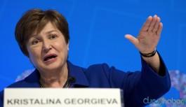 IMF Başkanı Georgieva'dan kritik uyarı