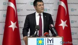 İyi Parti İstanbul İl Başkanı Kavuncu hakkında soruşturma başlatıldı