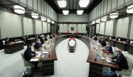 Kabine toplandı: Yeni kısıtlamalar gelecek mi?