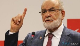 Karamollaoğlu: Bakan Bey başka telden, Merkez Bankası başka telden çalıyor