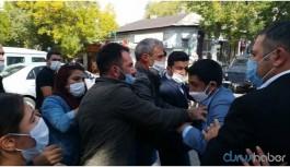 Kars'ta kayyım protestosuna müdahale