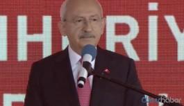 Kılıçdaroğlu'ndan Erdoğan'a: Cesaretin varsa gel