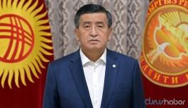 Günlerce süren gerginlik sonrası Cumhurbaşkanı istifa etti