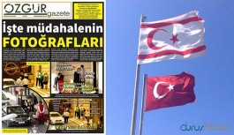 KKTC basını fotoğraf yayımladı: Türkiye, cumhurbaşkanlığı seçimine müdahale ediyor