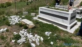 Mezarlık tahribatı Anayasa Mahkemesi'ne taşındı
