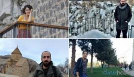 Mezopotamya Ajansı'na polis baskını: Köylülerin helikopterden atılma haberini yapan gazetecilere gözaltı