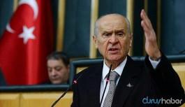 MHP lideri Bahçeli'den 'Selahattin Demirtaş' çıkışı